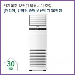 캐리어 인버터 냉난방기렌탈30평 업소용 중형 냉온풍기 RCPV-Q1108DX