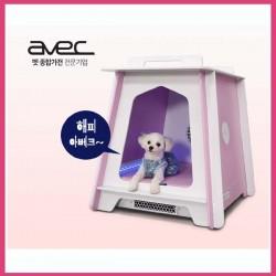 [아베크] 펫 드라이품, 살균 토탈 케어룸(핑크,,베이지,화이트)